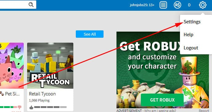 how to delete roblox account on mac